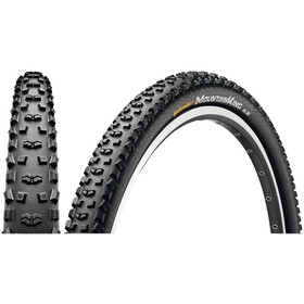 "Continental Mountain King 2.4 Band Sport 27.5"" draadband Skin, black/black"